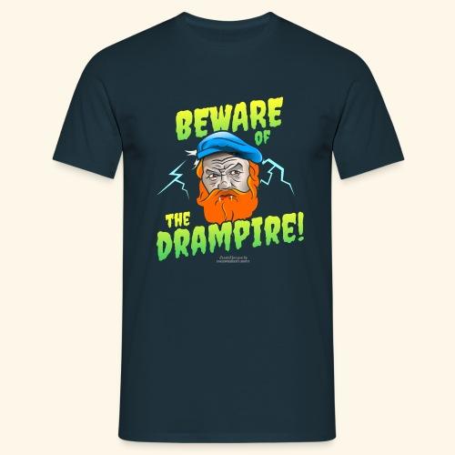 Drampire Whisky T Shirt - Männer T-Shirt