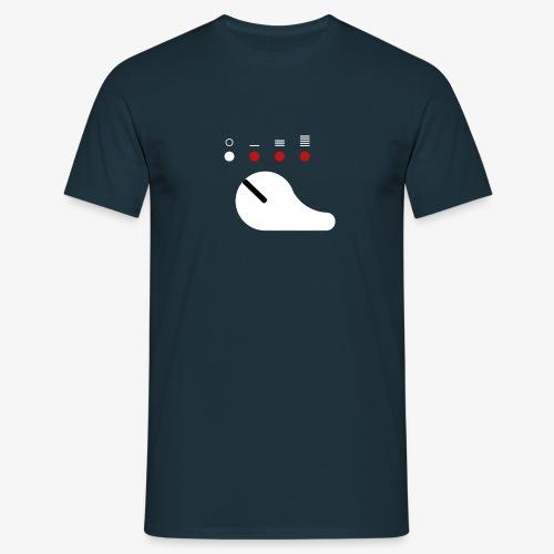 Sélecteur de tir blanc (Scorpion) - T-shirt Homme