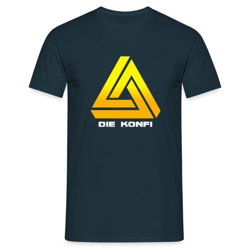 DIE KONFI 2015 - TRSP - Männer T-Shirt