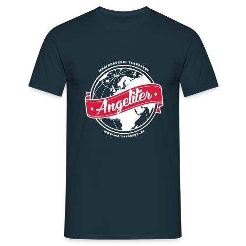 Angeliter/Weltbrauerei - Männer T-Shirt