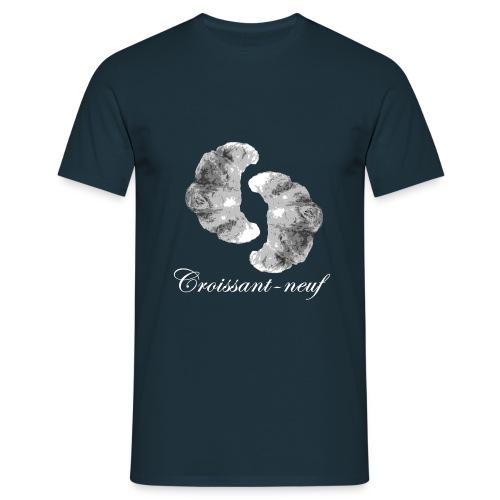 Croissant Neuf - Men's T-Shirt