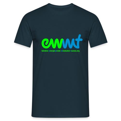 EWWT Logo - Männer T-Shirt