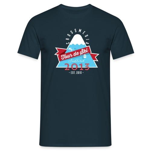 Tour de Ski 2013 - Männer T-Shirt