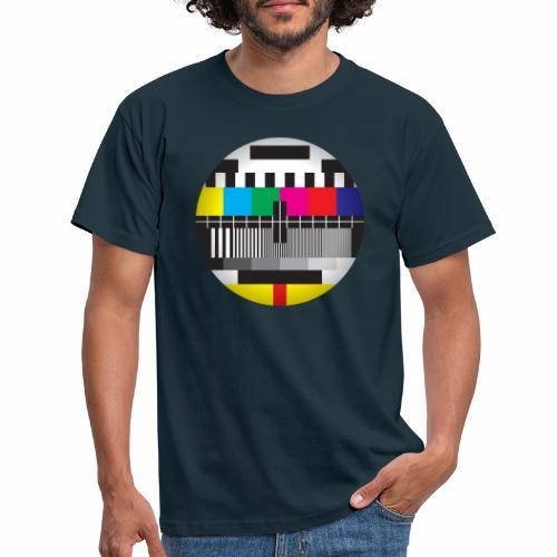test card - Men's T-Shirt