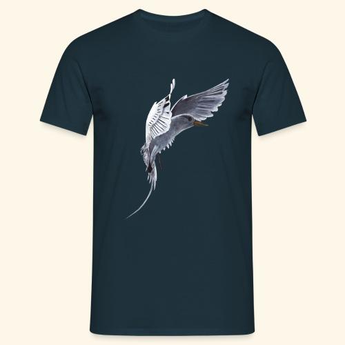 Weißschwanz Tropenvogel - Männer T-Shirt