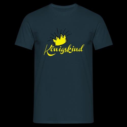 Koenigskind - Männer T-Shirt