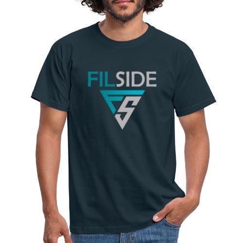 Filside Logo Light - Männer T-Shirt