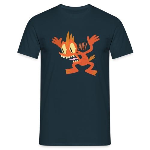 Cyril the Mutant Goldfish - Men's T-Shirt