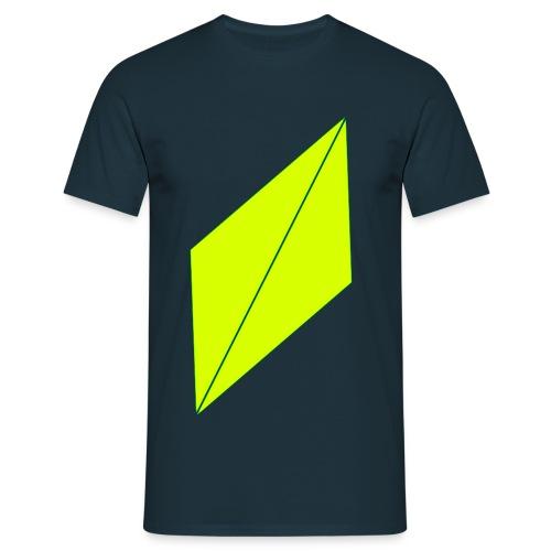 Paralellogramm - Männer T-Shirt
