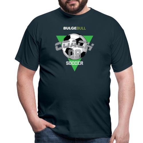 bulgebull soccer - Men's T-Shirt