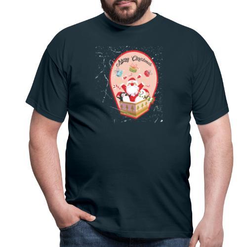 Merry Chrismas1 - T-shirt Homme