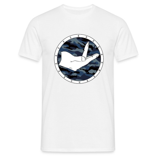 COLORBENDED png - Mannen T-shirt