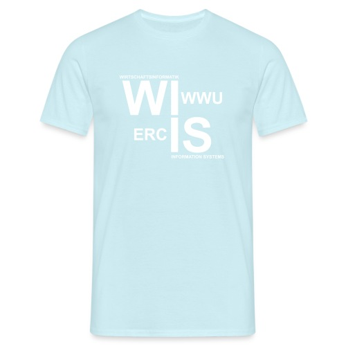 WI Logo - Männer T-Shirt