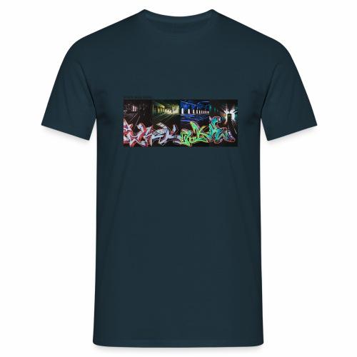 stick x 4 part 1 ver01 - Herre-T-shirt