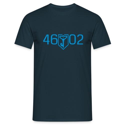 resistance46 2 klein - Männer T-Shirt