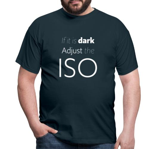 ISO Quote - Mannen T-shirt