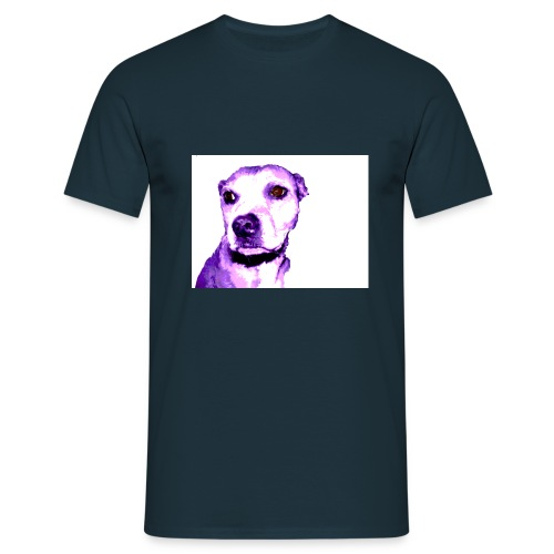 princess 2 in blue - Men's T-Shirt