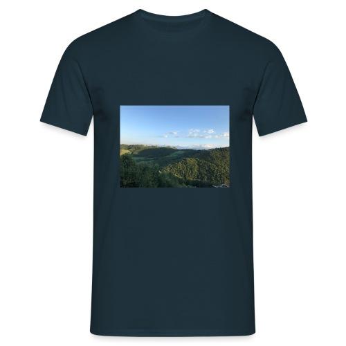 paesaggio - Maglietta da uomo