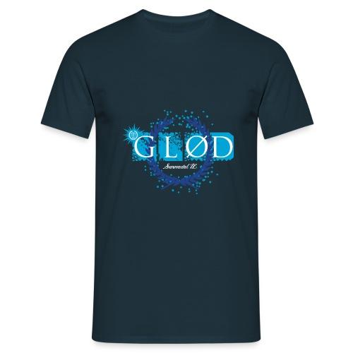 Logo_glod - T-skjorte for menn