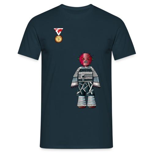 Trashcan - Männer T-Shirt