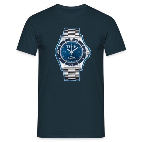 TIME TO HUSTLE | Success Designs - Männer T-Shirt