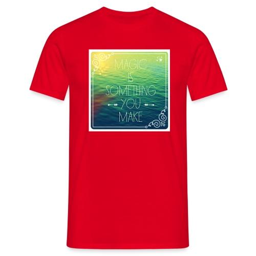 MAGIC - Mannen T-shirt