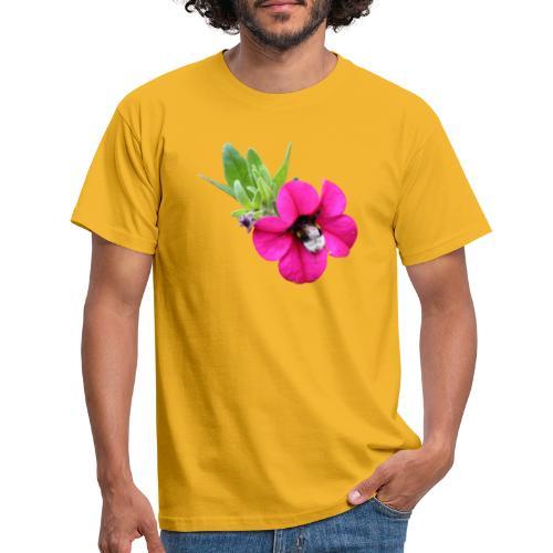 Miljoonakello ja kimalainen - Miesten t-paita
