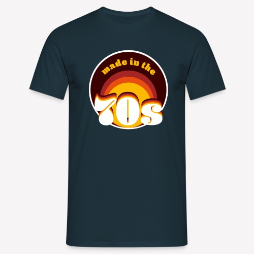 Made in the 70s - Männer T-Shirt