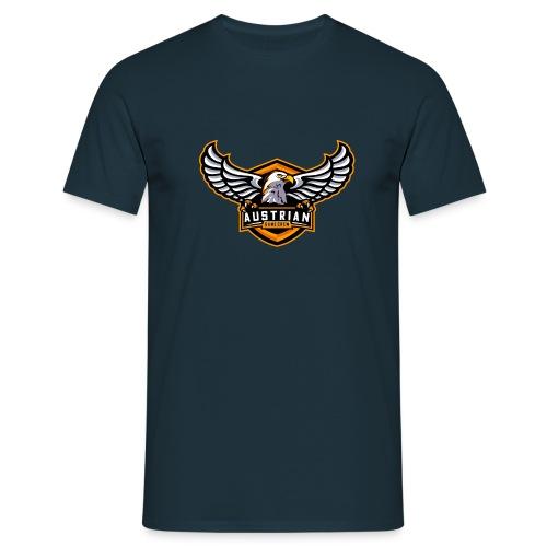 AGC Adler Neu - Männer T-Shirt