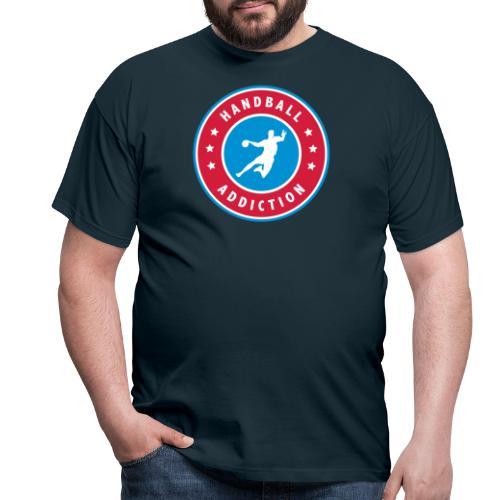 handball addiction - T-shirt Homme