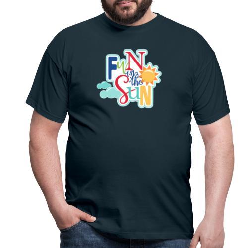 Fun In The Sun - Camiseta hombre