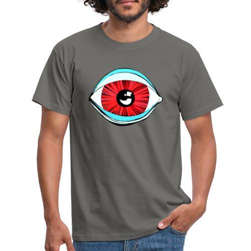 Augen...blick mal - Männer T-Shirt
