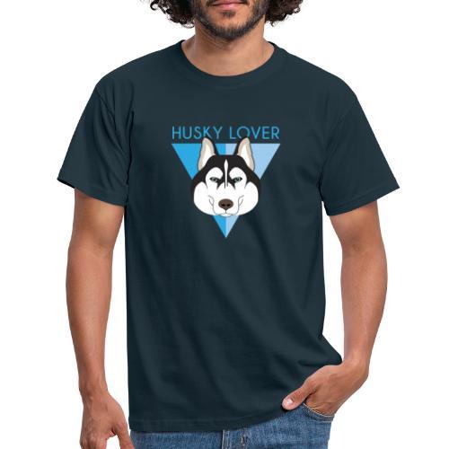 Husky - Blue - Maglietta da uomo
