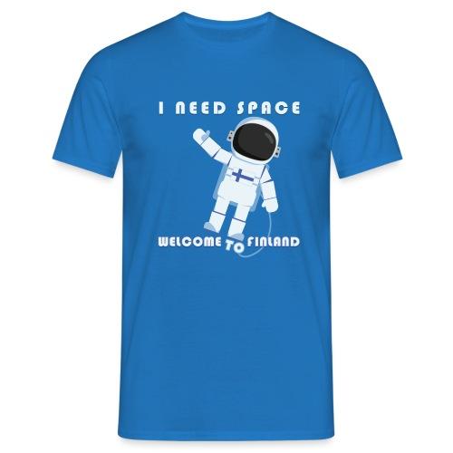 Space - Miesten t-paita