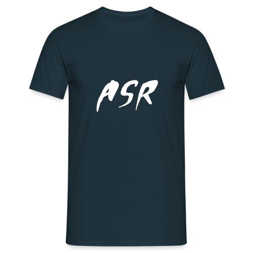 ASR WHITE PNG - T-shirt herr