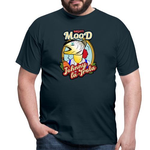 Mighty Mood - Johnny la Trota - Maglietta da uomo