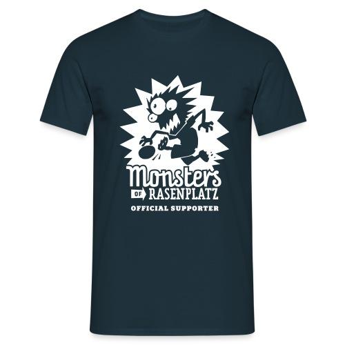 Monsters Supporter - Männer T-Shirt