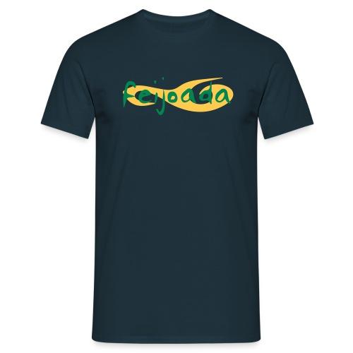 feijoada logo vektor - Männer T-Shirt