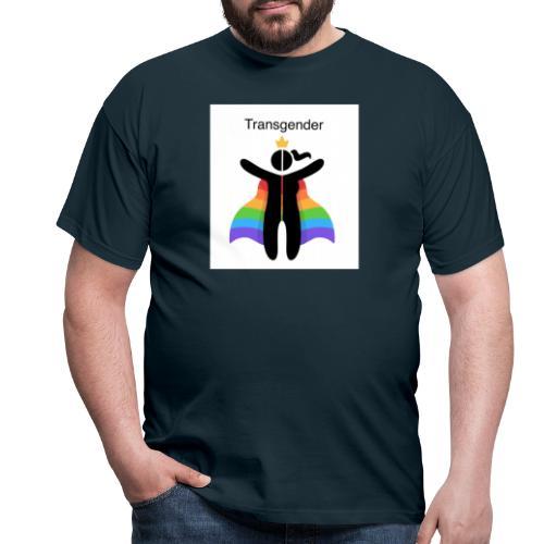 LGBT Transgender - Herre-T-shirt