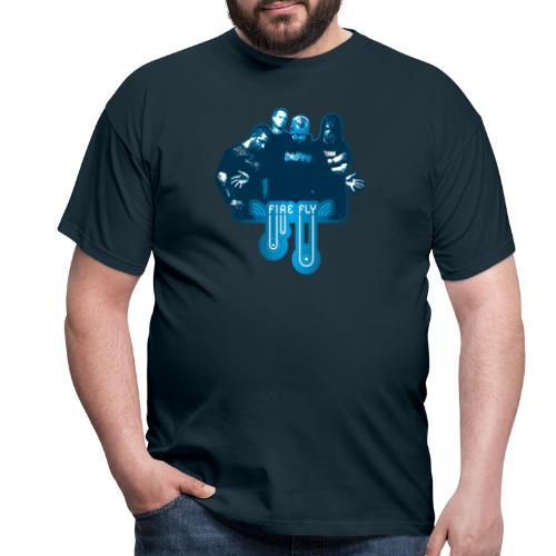 Fire Fly - Men's T-Shirt