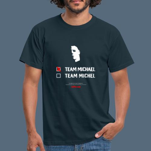 team Michael vs Michel - T-shirt Homme