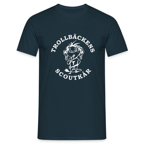 Trollbäckens Scoutkår - T-shirt herr