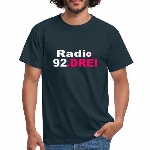 shop logo - Männer T-Shirt