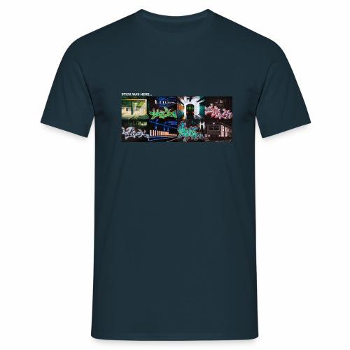 stick x4 tee 2 ver0 2 - Herre-T-shirt