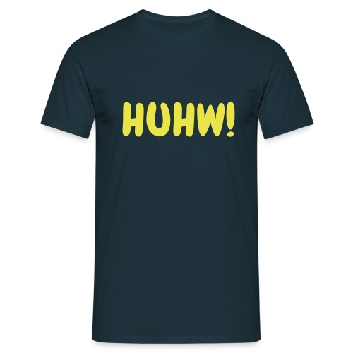 HUHW! Zckrfrk - Männer T-Shirt