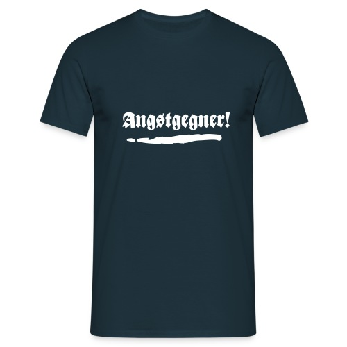 Angstgegner - Männer T-Shirt