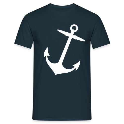 anchor - Mannen T-shirt