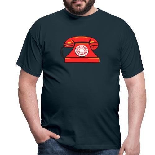 PhoneRED - Men's T-Shirt