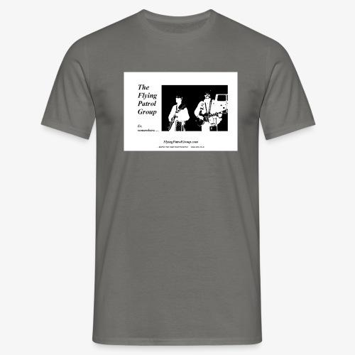 fpg er bw - Men's T-Shirt