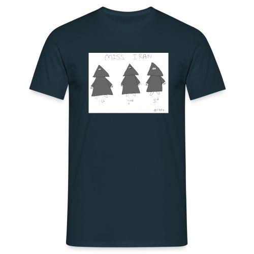 missiran4jpg - Men's T-Shirt